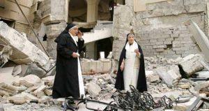 Religiosas en Irak.