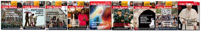 revistas Vida Nueva