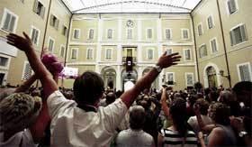 El-Papa-en-Castelgandolfo