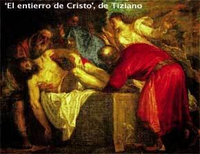Entierro-Cristo-Tiziano