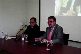 Joaquín Mª López de Andújar y Juan Rubio
