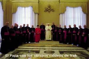 Papa-con-obispos-caldeos
