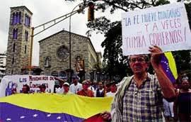 Protesta-católicos-Caracas