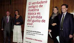 Presentación de un manifiesto de CyL contra el aborto