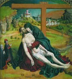'La Piedad', de Fernando Gallego