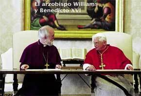 Williams-y-Benedicto-XVI
