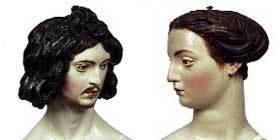 'Adán' y 'Eva', de Alonso Cano