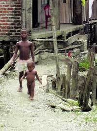 Niños-brasileños
