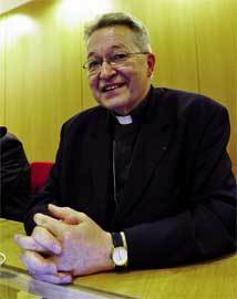 Vingt-Trois, presidente del Episcopado francés
