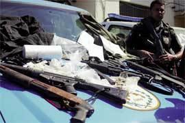 Policía-Brasil