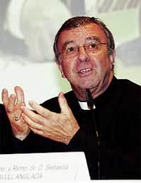 Sebastià Taltavull obispo auxiliar de Barcelona