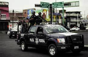 Violencia-México