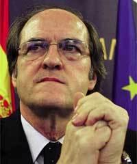 Ángel Gabilondo, ministro de Educación