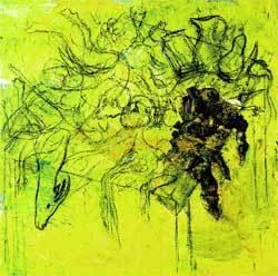 'Taula dibuixada', 1991