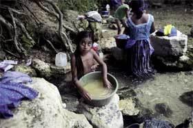 Pobreza-Guatemala