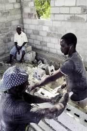 Reconstrucción-Haití