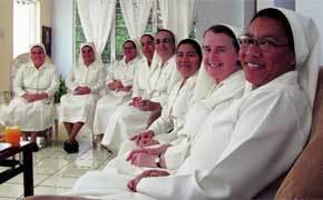 Religiosas-a-Haití