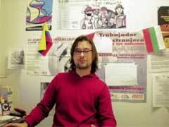 Enrique Baz, técnico del CITE