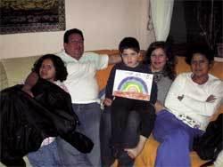 Familia Ramos Rezavala