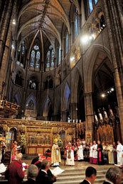 papa Benedicto XVI a Reino Unido septiembre 2010