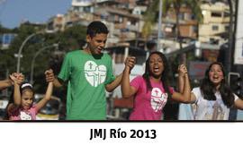 Todo sobre la JMJ Río 2013 - Especial VidaNueva.es