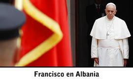 Francisco en Albania