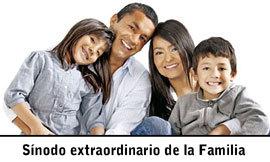 Sinodo extraordinario de la Familia