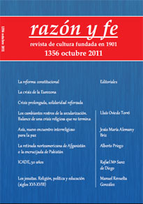 Razón y Fe publicación jesuitas