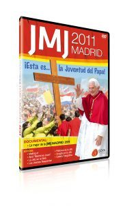 DVD de la JMJ 2011 Madrid - Vida Nueva