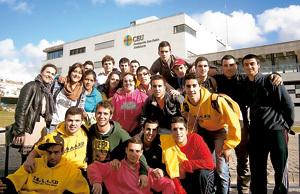 alumnos de la universidad de Sevilla vinculados al SARUS