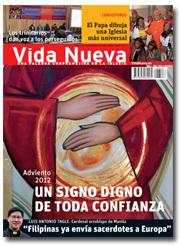 Vida Nueva portada 2826 Adviento 2012 diciembre
