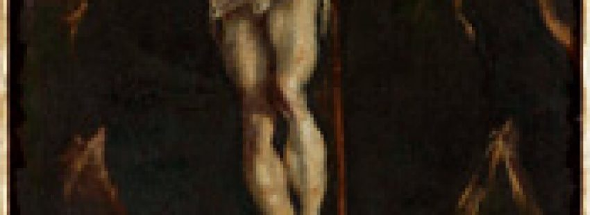 Cristo, de El Greco