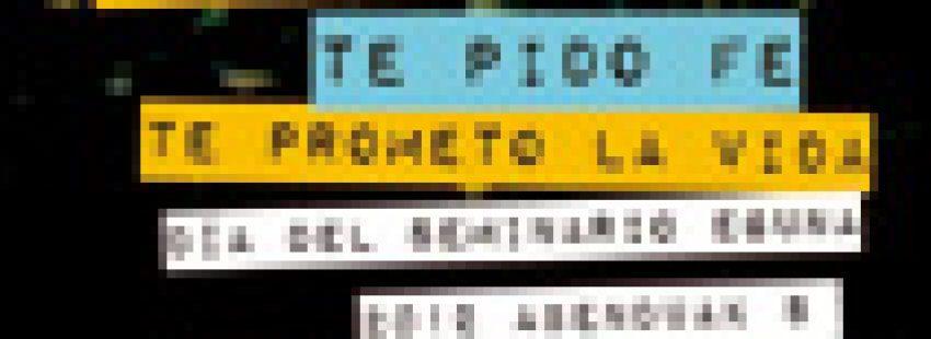 cartel para el Día del Seminario en el País Vasco 2012