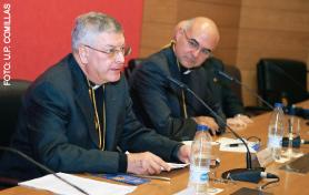Gianfranco Ghirlanda rector de la Pontificia Universidad Gregoriana de Roma Congreso Comillas Código Derecho Canónico