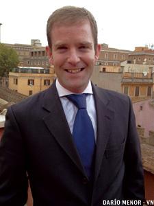Javier Martínez-Brocal director de Rome Reports