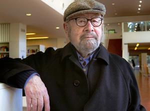 José Manuel Caballero Bonald escritor Premio Cervantes 2012
