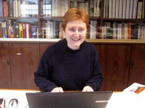 María José Moreno, delegada de la pastoral vocacional en San Sebastián