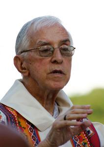 Pedro Casaldàliga misionero español obispo emérito en Brasil