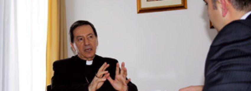 Rubén Salazar Gómez, cardenal arzobispo de Bogotá