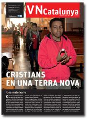 Vida Nueva Catalunya portada diciembre inmigrantes