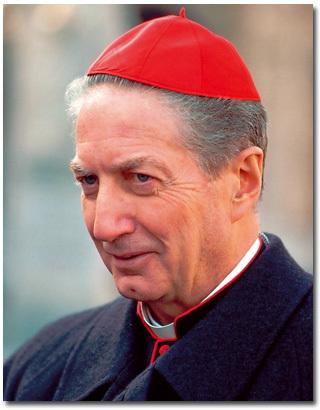 cardenal Carlo Maria Martini fallecido en agosto 2012