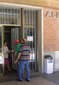 albergue San Juan de Dios en Madrid atención a varios sin techo