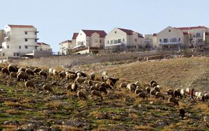 viviendas en asentamientos colonos de judíos en Israel