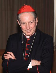 cardenal Carlo Maria Martini arzobispo de Milán fallecido en 2012
