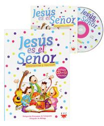 Jesús es el Señor, disco y libro para catequesis PPC