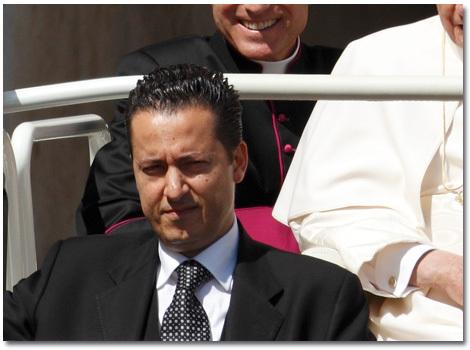 Paolo Gabriele exmayordomo Papa condenado por el caso Vatileaks