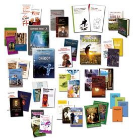 cubiertas de libros de editoriales religiosas 2012