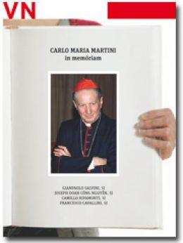 Vida Nueva Pliego cardenal Martini diciembre 2012