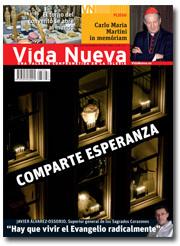 Vida Nueva portada Comparte esperanza diciembre 2012