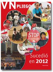 Vida Nueva 2829 Pliego Sucedió en 2012